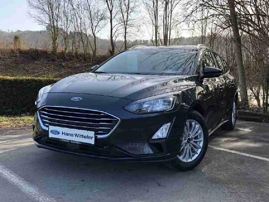 Ford Focus Turnier Titanium/Navi/Rückfahrkam