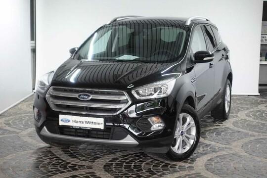 Ford Kuga Titanium/Navi/Xenon/Klimaautomatik