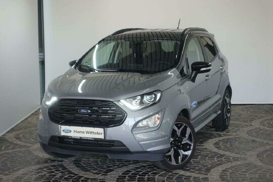 Ford EcoSport ST-Line/Technikpaket/Assistenzpaket